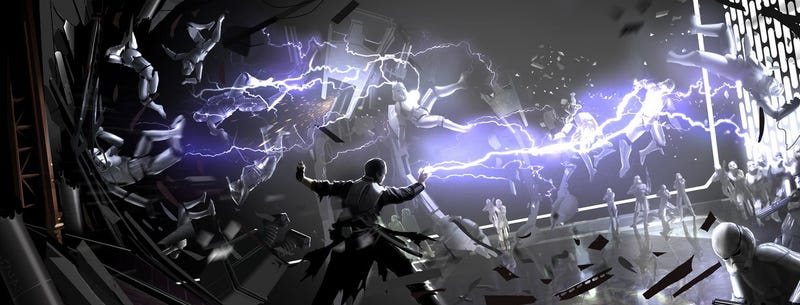 Star Wars: The Force Unleashed and other video games