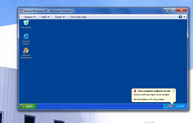 Set Up and Use XP Mode in Windows 7