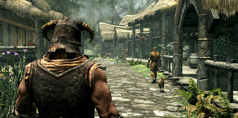 Bethesda Says It's Going To Fix Skyrim: Special Edition's Audio Problems