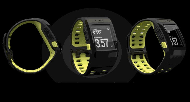The Nike+ SportWatch GPS Has TomTom and an Attitude