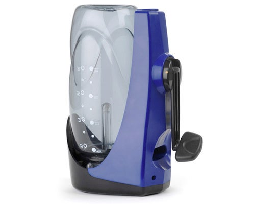 SteriPEN Sidewinder Purifier Blasts Dirty Water With UV Rays