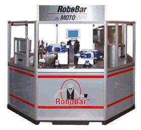 Motoman Robobar: Robots Taking Over Alcohol Consumption