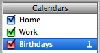 Display Address Book birthdays in iCal
