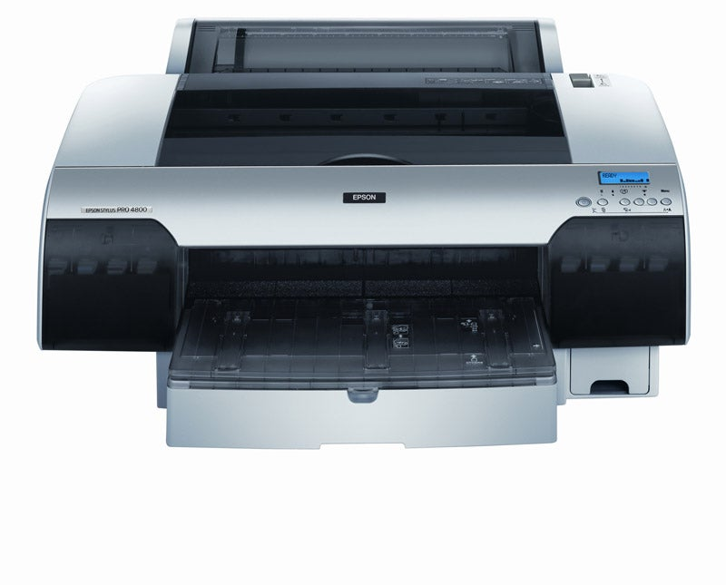 Epson Squirts Out Four High-End Stylus Pro Inkjet Priners
