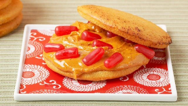Jazz Up Your Peanut Butter Sandwiches With Junk Food