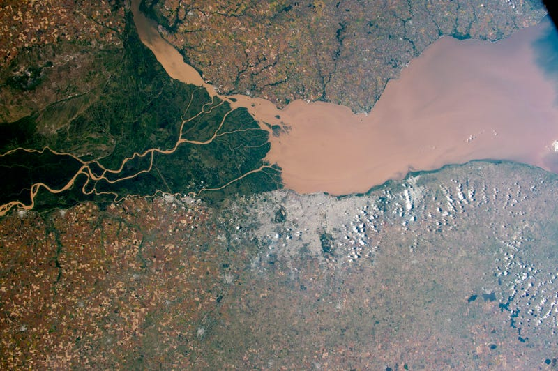 Las mejores fotos hechas desde la Estación Espacial Internacional en 2015, según la NASA