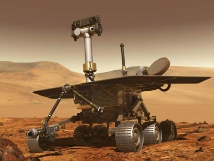 NASA Putting Mars Rover To Sleep To Save Money