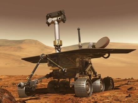 NASA Putting Mars Rover To Sleep To Save Money