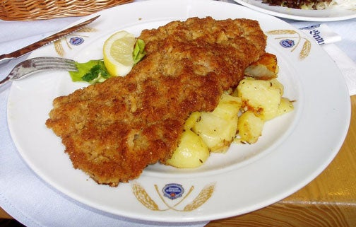 Commenter Of The Day: Wiener Schnitzel Edition