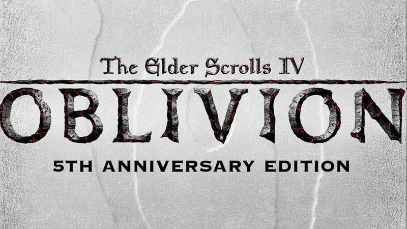 Oblivion is Getting a Limited Re-Release