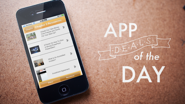 Get Starting a Business With Venture Capital for iOS for Free in Today's App Deals