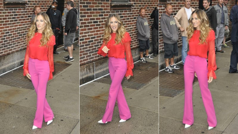Sarah Jessica Parker Is Also Very, Very Bright