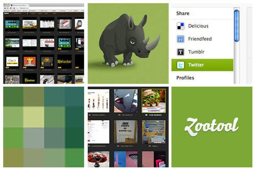 Zootool Is a Visual, Social Bookmarking Tool