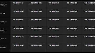 Watch Every Single Episode Of <em>The Simpsons</em>, In A Row
