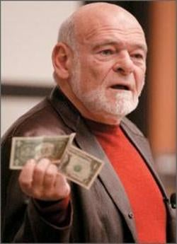 Sam Zell Keeps Up Pretense Of Straight Talk