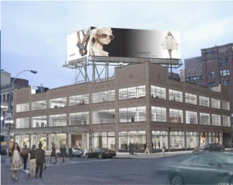 Meatpacking Gets The Newest Apple Store