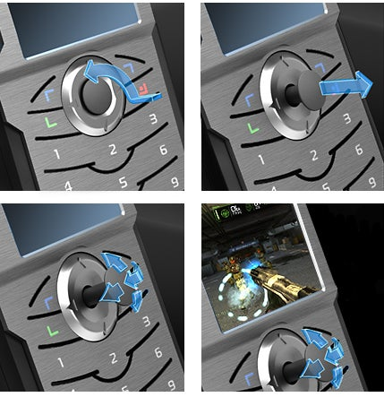 Poppin' Joystick Makes Cellphone Gaming Easier