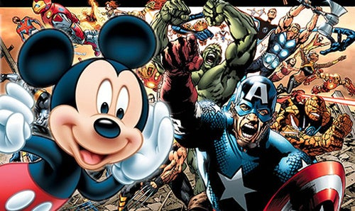 The House Of Mouse Eats The House Of Ideas: Disney Buys Marvel
