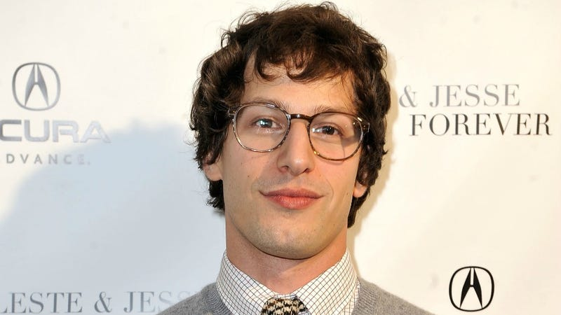 Andy Samberg Ambles Jovially Off Saturday Night Live To Rubber-Face Proudly Into The Future