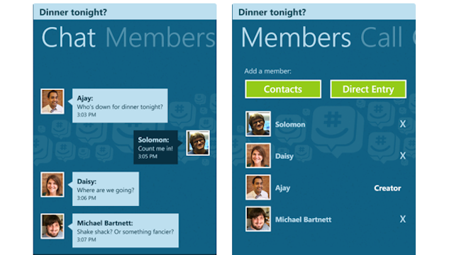 Windows Phone 7 Gets In on the GroupMe Group Messaging