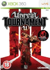 Xbox 360 Unreal Tournament 3 Ships July 7