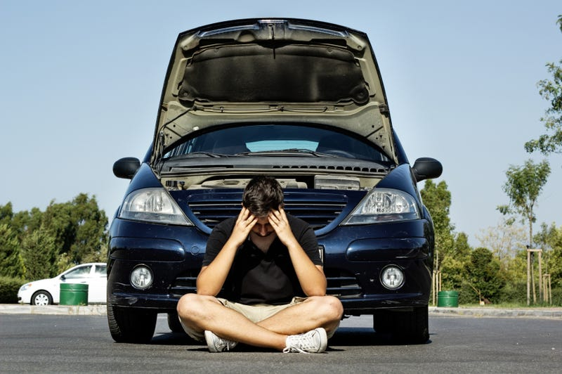 If You're Having Car Problems, I Feel Bad For You, Son