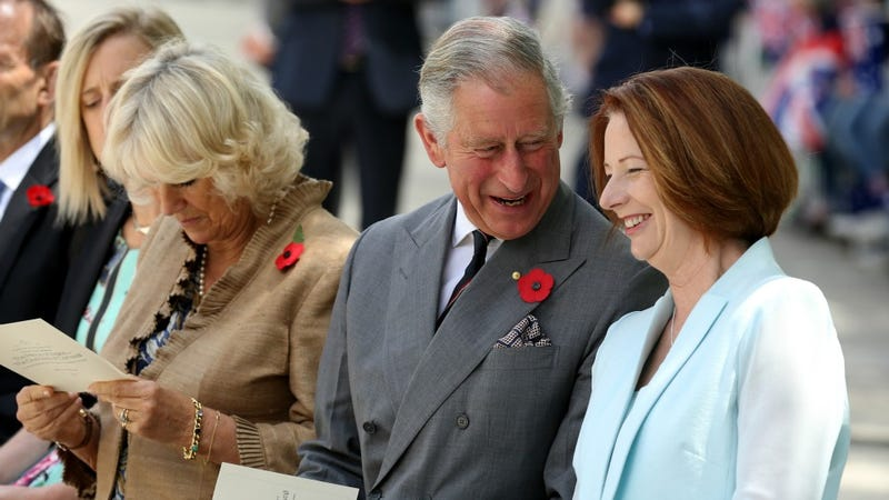 Camilla Has Already Heard Prince Charles' Favorite Joke A Million Times