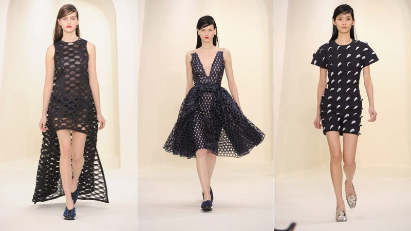 Dior Haute Couture, for the Fragile Modern-Day Princess in You