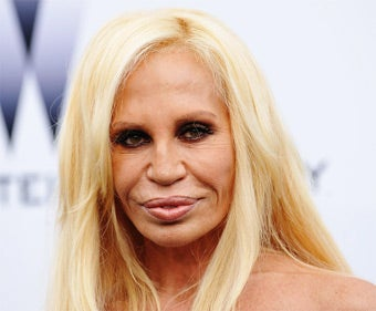 Donatella Versace Will Allow You to Be Her Intern For $20,000