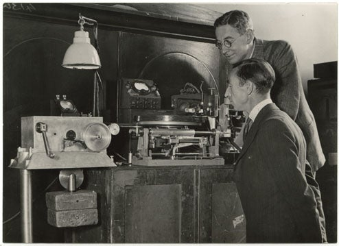 First Stereo Sound Recordings Digitally Restored For the First Time