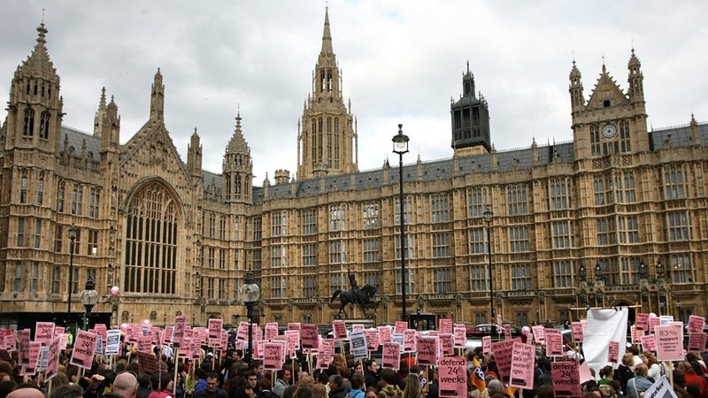British Government Breathlessly Announces that Abortion Clinics are Illegally 'Pre-Signing' Consent Forms