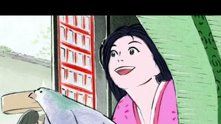 Seriously, This Trailer For Ghibli's <em>Princess Kaguya</em> Is Simply Stunning