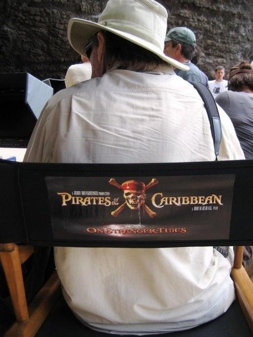 Pirates 4 Set Pics