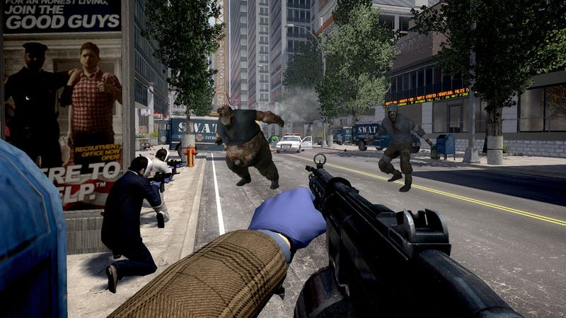 Payday: The Heist Developers Confirm That They're Working With Valve on Left 4 Dead Crossover
