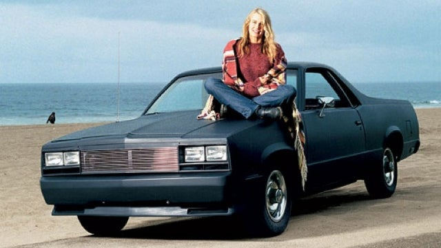 Daryl Hannah's Biodiesel El Camino For Sale Again
