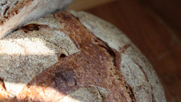 Revive Stale Bread with Running Water and a Quick Bake