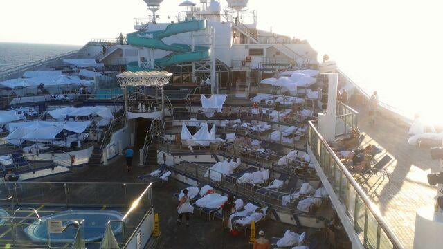 Disabled, Shit-Covered Cruise Ship Descends to New Circle of Hell Off the Coast of Alabama