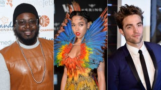 Very Unchill T-Pain Says FKA twigs and Robert Pattinson Are Engaged