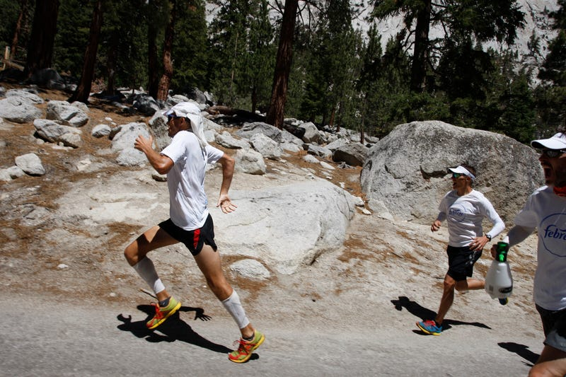 You're Probably Starting Your Ultramarathon Way Too Fast