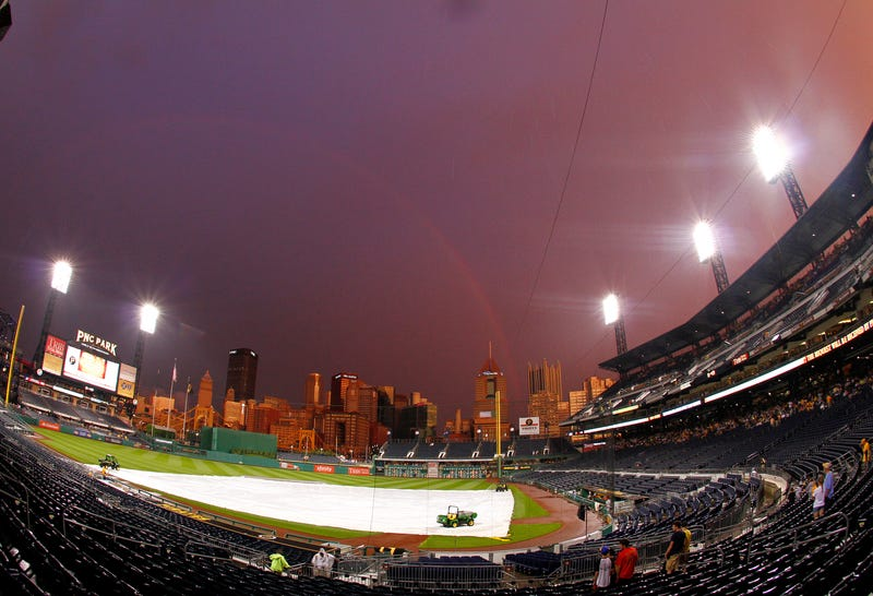 PNC Park Looked Terrifying Last Night