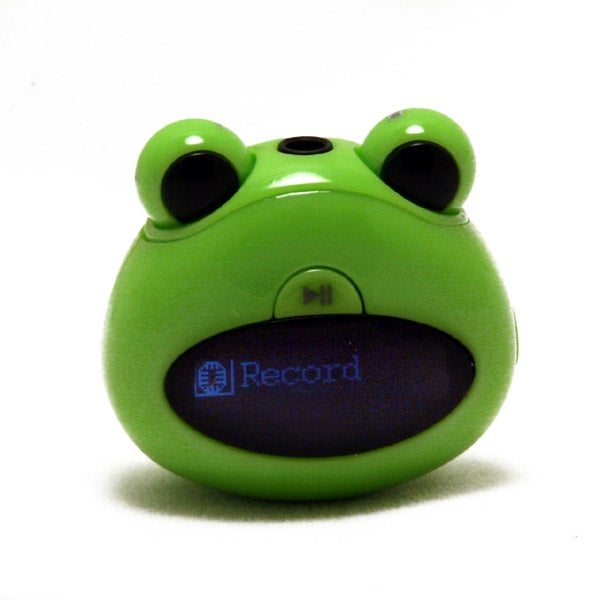 "Nextar's 2GB ""Ribbit"" MP3 Player Retailing For $25"