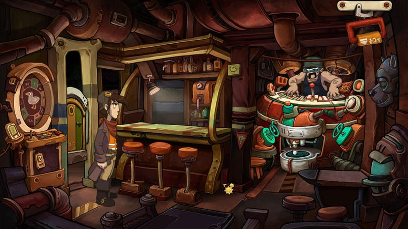 Deponia is the Biggest Pile of Trash I've Ever Had the Pleasure of Escaping
