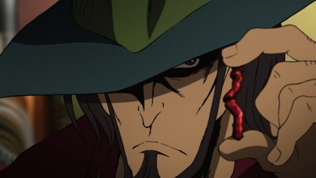 In This New Anime, Lupin Sure Looks Like a Badass