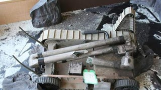 How To Drive A Bomb-Killing Robot