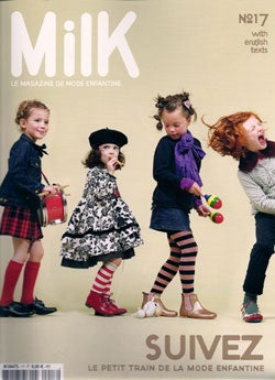 Milk Magazine Gets In Your Face With Breast Milk