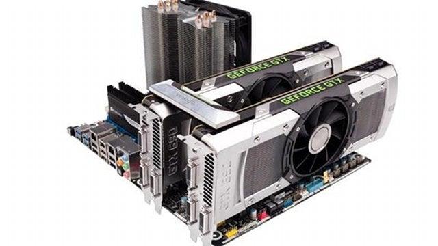 Nvidia GeForce GTX 690 Gallery