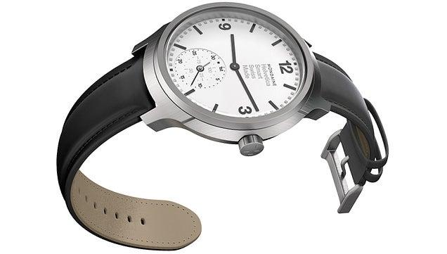 Swatch y otros fabricantes suizos se atreven al fin con los smartwatch