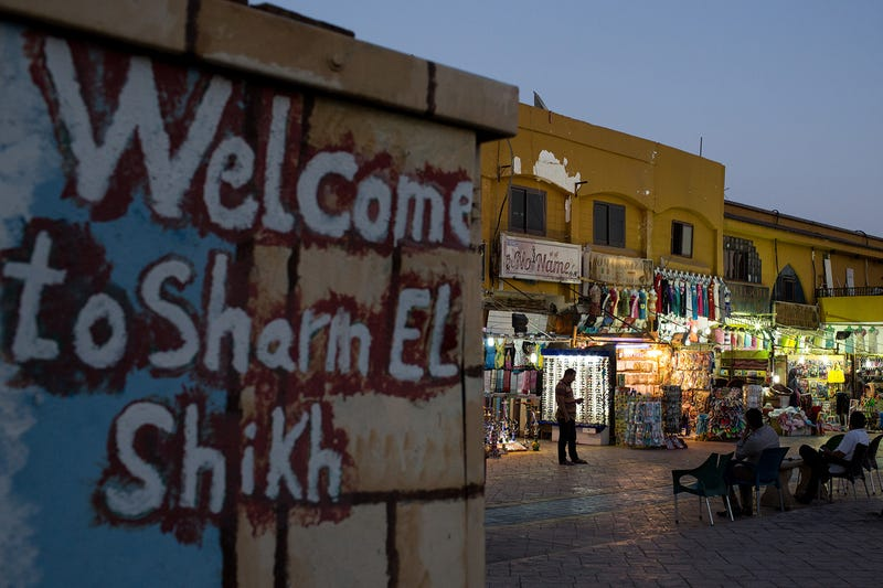 Photos From an Abandoned Resort Town Show How Terrorism Destroyed Tourism in Egypt