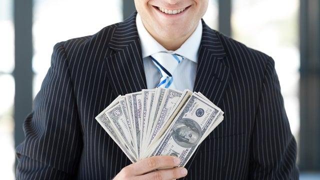 Breaking: Bankers Are Still Jerk-Offs