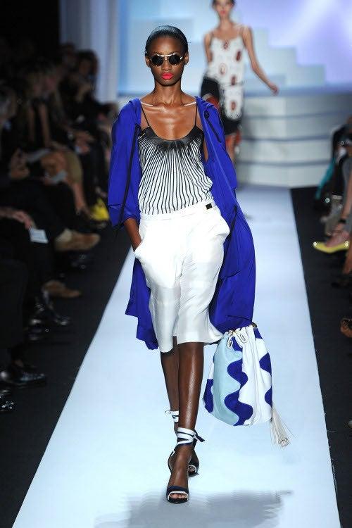DVF Designs That Mediterranean Vacation Wardrobe You've Been Needing